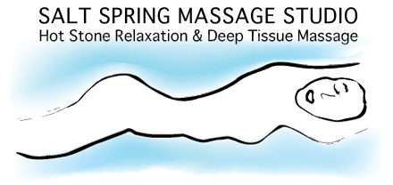 Salt Spring Massage Studio Logo